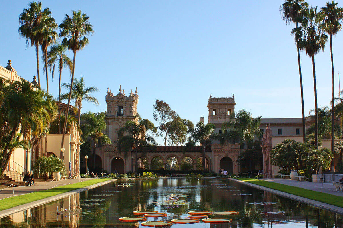 Image of Balboa Park guide