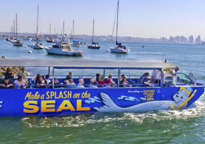 Image of San Diego tour for groups and charters