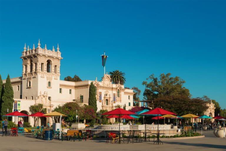 Image of Balboa Park San Diego