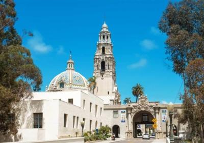 Image of San Diego Museum