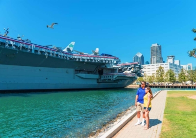 Image of San Diego USS Midway