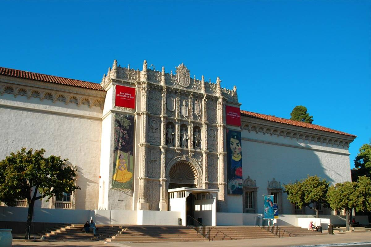 Image of San Diego Museum of Art