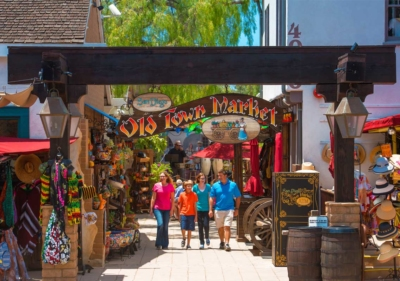 Image of Old Town Market San Diego