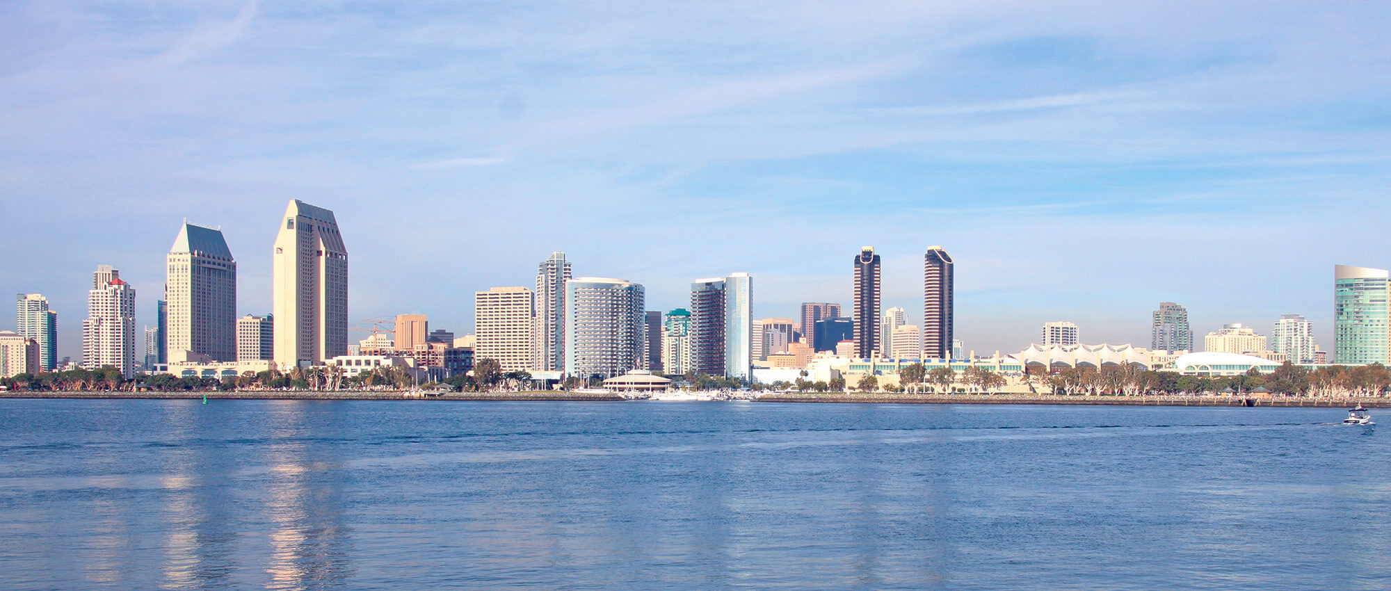 San Diego's Waterfront Walking Guide