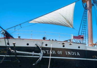 Image of Star of India San Diego Sail