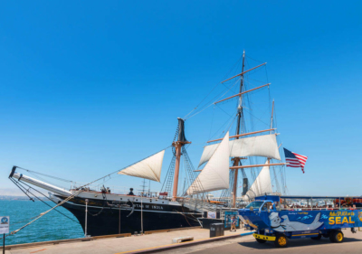 Image of San Diego tour at Star of India