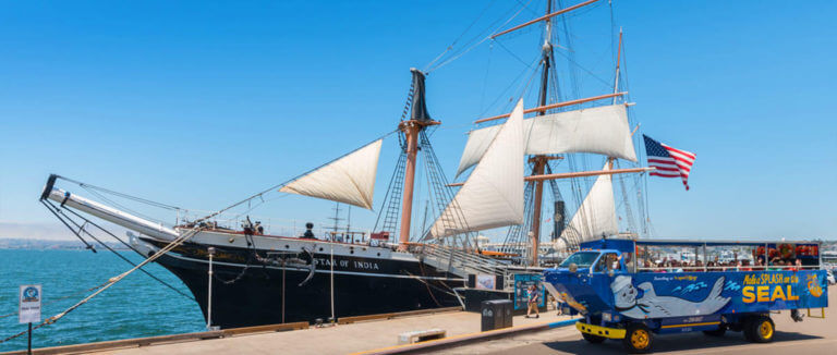 Things to See in San Diego on the SEAL Tour