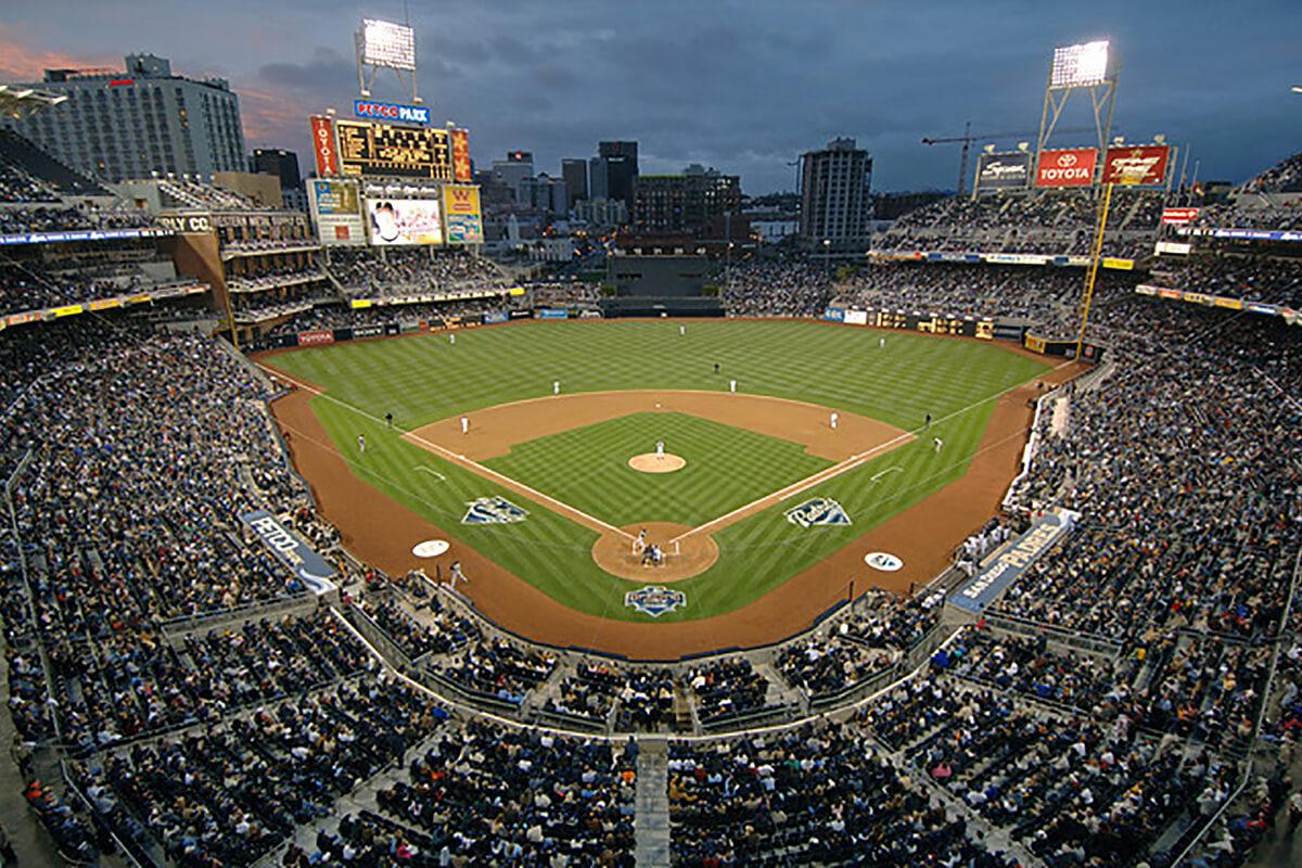 Image of Petco Park San Diego Padres