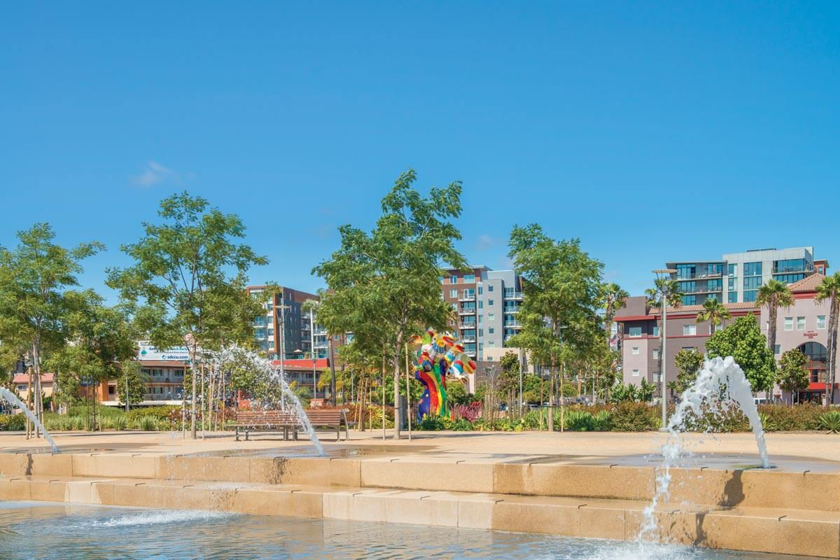 Complete Guide to Waterfront Park San Diego